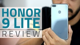 Honor 9 Lite Review | Four Cameras, Specs, Features, and More