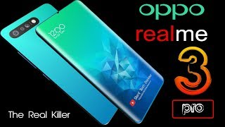 REALME 3 PRO concept Introduction | Price and Release date. This is the beat.