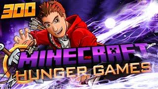 "Minecraft: Hunger Games w/Mitch! Game 300 - ""The Legend Strikes Back"""