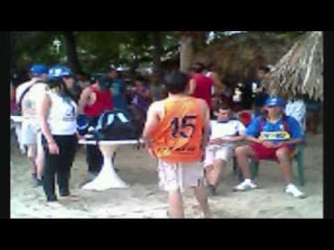 CUMBIA EN LA PLAYA (DAMAS GRATIS - COLOMBIA CADC BOGOTA AZUL Z-19 PTE)