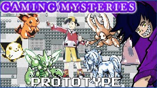 Gaming Mysteries: Pokemon Gold/Silver Space World 1997 Demo (GBC) Prototype