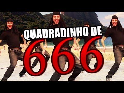 Baixar Quadradinho de 666 - Bonde do Capeta (Versão Metal Quadradinho de 8)