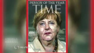 Time names German chancellor Angela Merkel 'Person of the Year'
