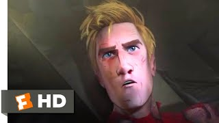 Spider-Man: Into the Spider-Verse (2018) - Killing Spider-Man Scene (5/10) | Movieclips