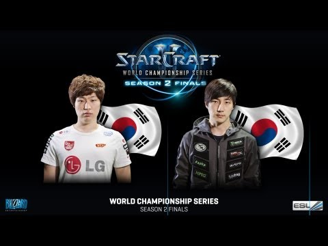#24 First vs #2 Jaedong