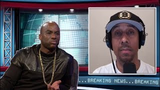 Charlamagne Tha God's LEGAL TEAM Strikes Back At Star SERVES Him With Legal Paperwork?!?!