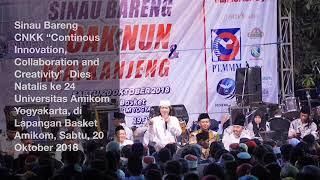 """ARE YOU SLEEPING ft AYO NGISING"" Sinau Bareng CNKK HUT Amikom ke 24 Sabtu 20 Oktober 2018"