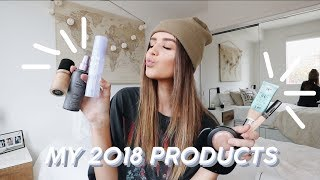 Products I Used & Loved All Of 2018!