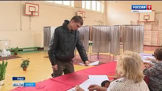 Явка на выборы в Омский городской совет составила 21,1%