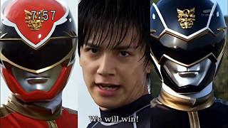 Tensou Sentai Goseiger Episode Previews