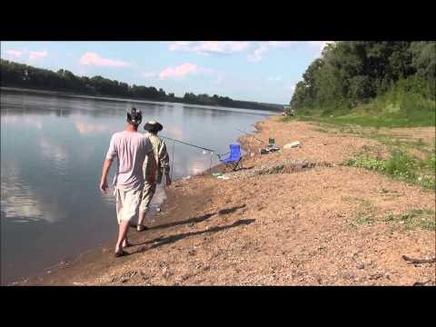 рыбалка в уфе на три