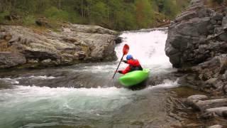 Une video de kayak juste exceptionnelle