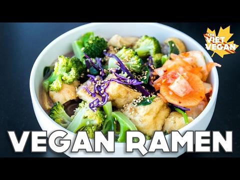 Homemade Vegan Ramen (Gluten-Free!)