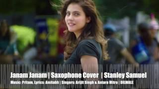 Janam Janam | Dilwale | Best Of Bollywood Saxophone Instrumental #234| Stanley Samuel | Singapore