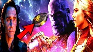 Avengers 4 Loki FAKE Death Ego Stone TWIST With Captain Marvel REVEALED!? Avengers 4 Secret TWIST