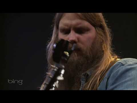 Chris Stapleton - Comeback Song (Bing Lounge) - YouTube