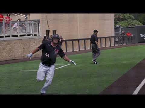 Texas Tech Baseball vs. Army: Cinematic Recap   2019