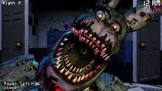 Watch Your Nightmare - FNAF 4 Remake with Cam