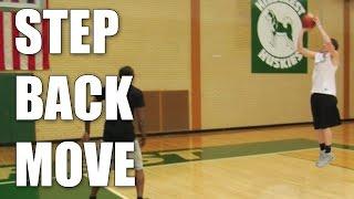 Gordon Hayward: How To Do The Step Back Move
