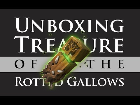 Baixar Dota 2 Unboxing Treasure of the Rotted Gallows +GIVEAWAY