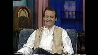 Bill Murray on Hunter S. Thompson Chicago Cubs SNL - Later 2/27/92 part one of two