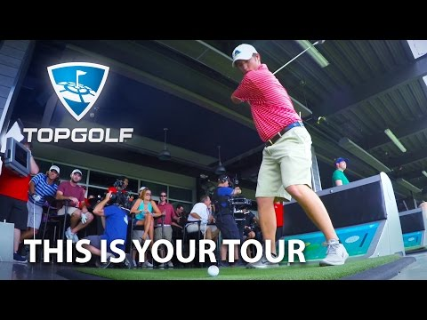 Topgolf Tour is YOUR tour! This is a golf tour of two-person teams, made up of everyday Joes and Janes, competing to win a trip of a lifetime to Las Vegas and $50,000.