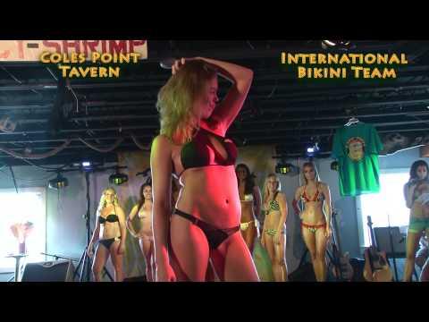 Bikini Contest at Coles Point Tavern-Coles Point, Va.