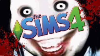 The Sims 4: Jeff the Killer's Origin Story