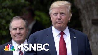 Leaked Audio Reveals NFL Owners True Feelings About President Trump Presidency   Deadline   MSNBC