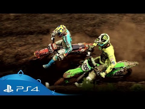 MXGP 3 | Weather Conditions Trailer | PS4
