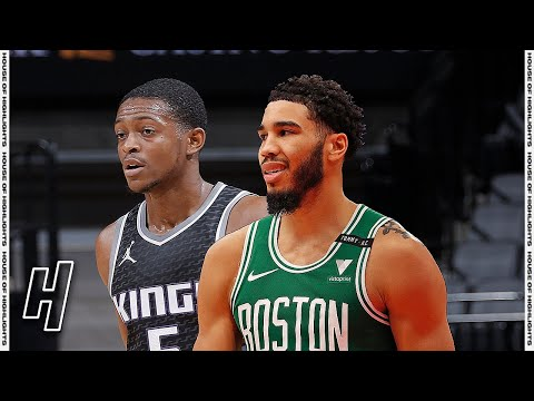 Boston Celtics vs Sacramento Kings - Full Game Highlights   February 3, 2021   2020-21 NBA Season