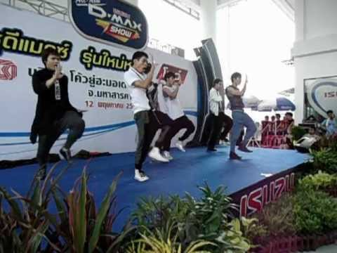 EXO K-MAMA & History (Cover by EXITS @ Isuzu J-K Cover Dance Contest)