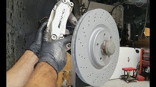 Don't Let ANYONE Replace Your Factory Brembo Brakes Before Watching This Video. Big Brake Reality.