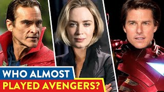 Actors Who Missed Their Chance For MCU | ⭐OSSA