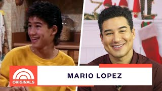Mario Lopez Remembers Guest-Starring On 'The Golden Girls' | TODAY Original