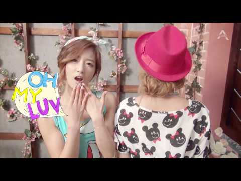 Apink 3rd mini Album [Secret Garden] 'U YOU' MV