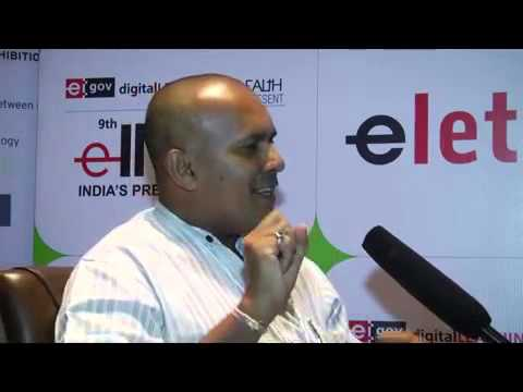 eINDIA 2013 Interview Vittal Bhandary, Founder and Managing Director, Little Elly Play schoolsmedium