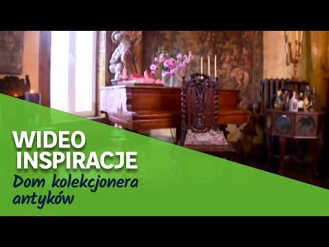Dom kolekcjonera antyków (wideo)