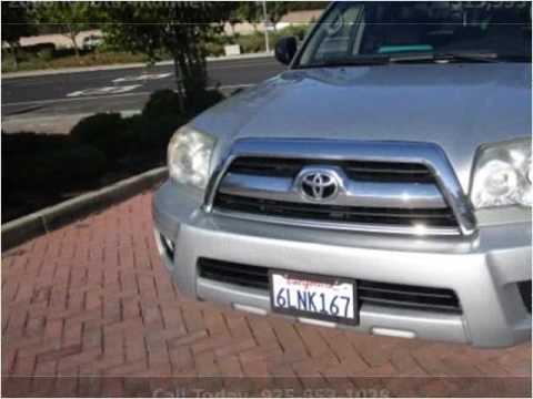 2008 Toyota 4Runner Used Cars San Ramon CA