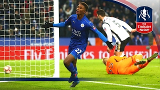 Leicester City 3-1 Derby County (Replay) Emirates FA Cup 2016/17 (R4) | Official Highlights