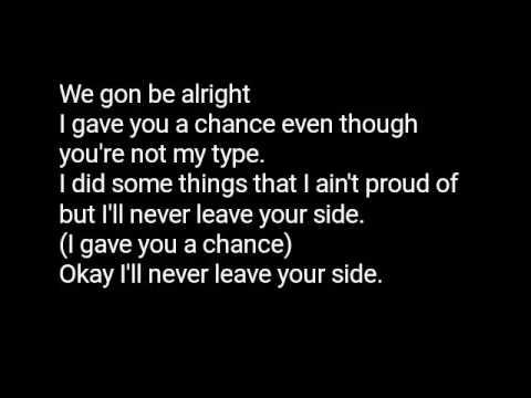 Joyner Lucas (we gon be alright) lyrics