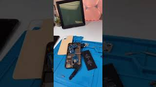 Tearing Down The Fake iPhone 11 Pro... It's not pretty #Shorts
