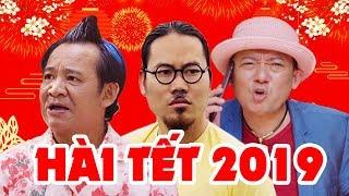 HÀI TẾT 2019 | Phim Hài Tết Vượng Râu, Chiến Thắng, Quang Tèo Hay Mới Nhất | CƯỚI ĐI KẺO Ế 3 FULL