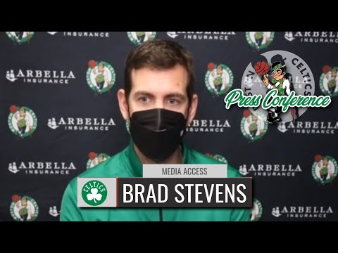 Brad Stevens Reacts to Celtics Bench COLLAPSE | Celtics vs Lakers Postgame Interview