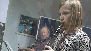 """Zespół Instrumentalny Gminy Orchowo w utworze : """"Panie, dobry jak chleb"""""""