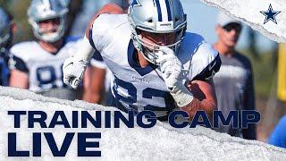 Training Camp Live: Jason Witten Shines | Dallas Cowboys 2019
