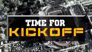 Steve McGavran - Sept.  27th Coin-Toss Video (Football 2014)
