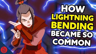 Why Is Lightning Bending So Common In Korra? [Avatar: The Last Airbender Theory]