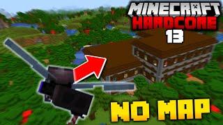 I Accidentally Found a Woodland Mansion in Hardcore Minecraft (#13)