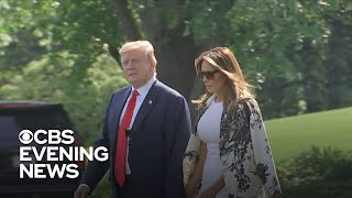 Trump spends Easter in Florida as Democrats talk about impeachment